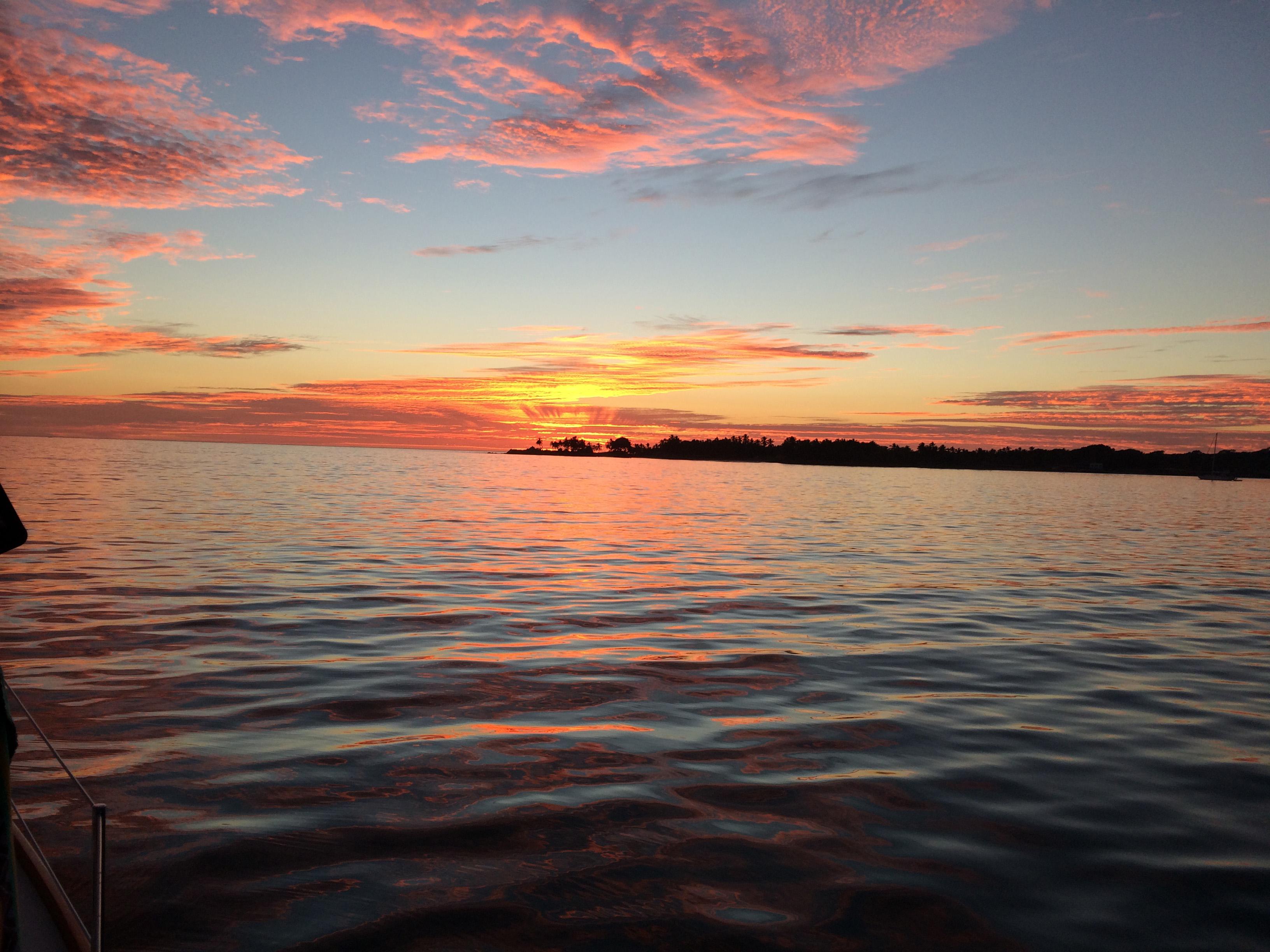 Mant Sunset