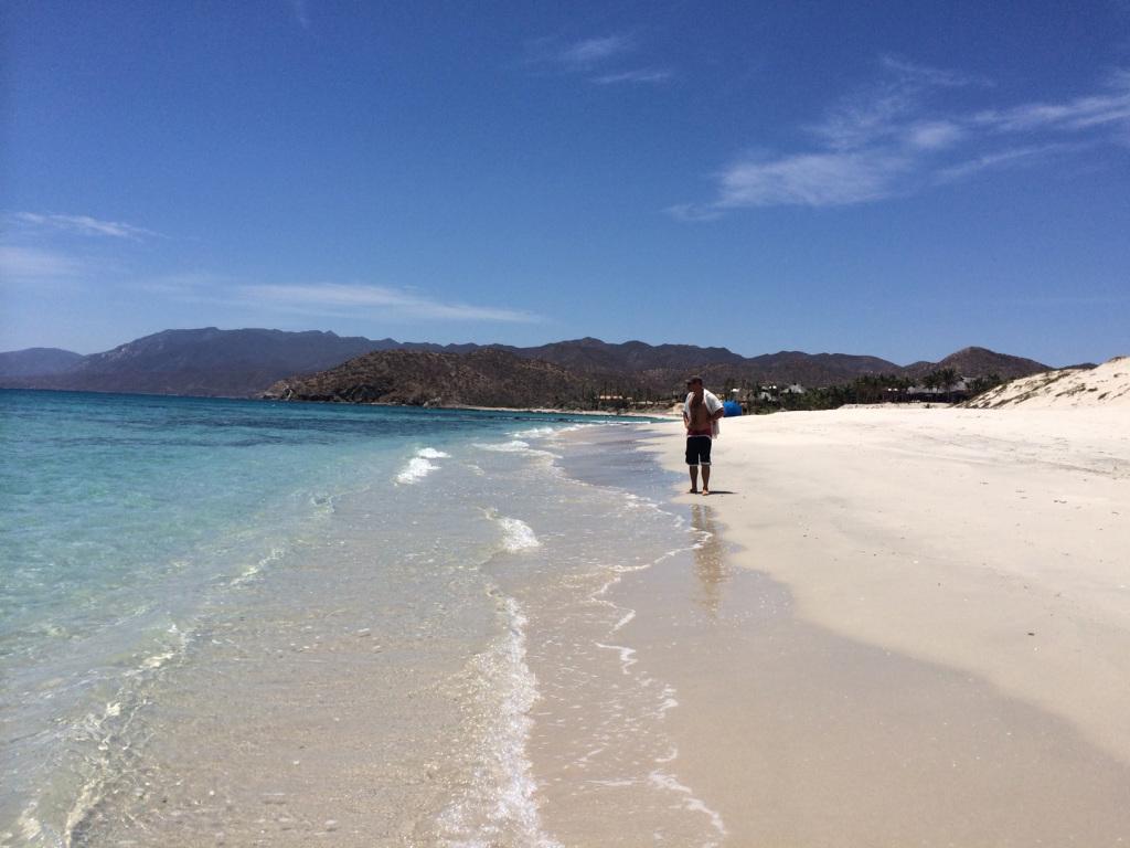 Muertos Beach