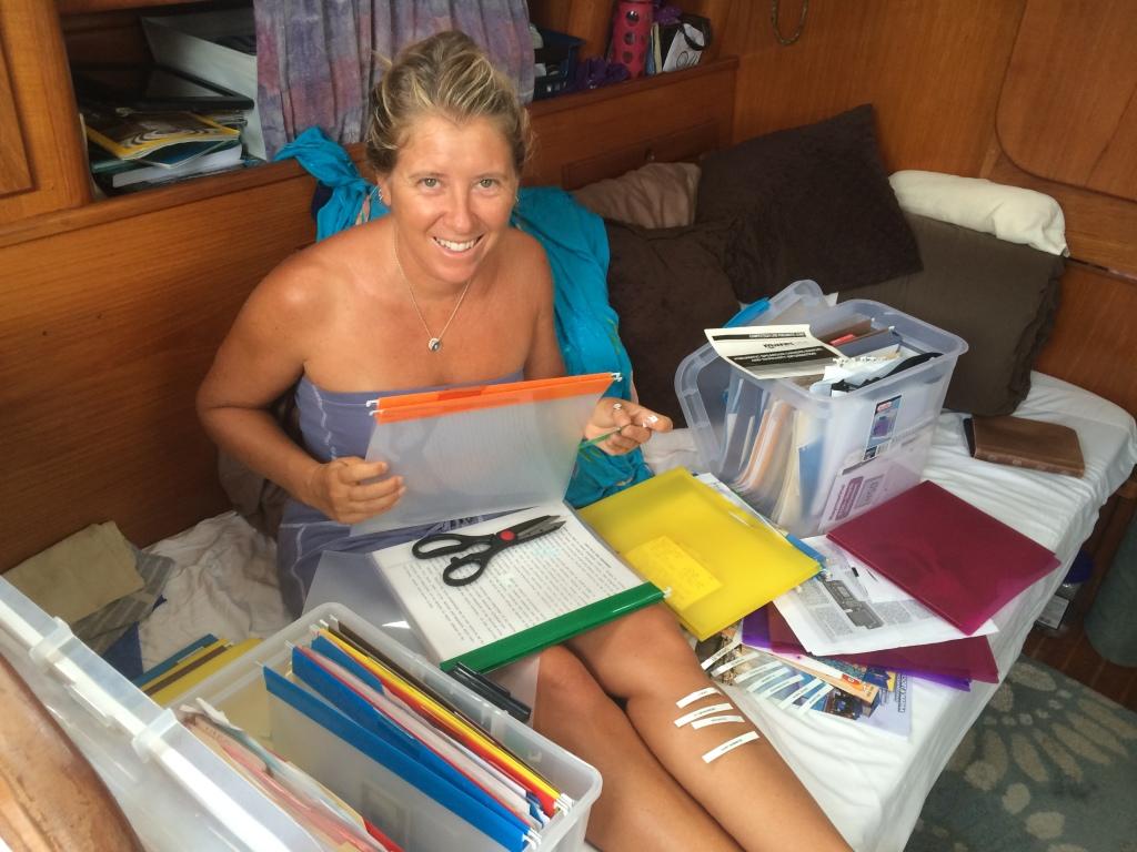 Organizing Jenn